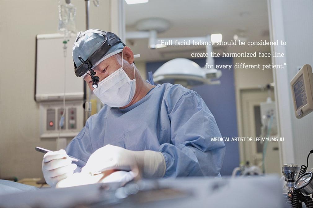 Medical Artist Dr. Lee Myung Ju