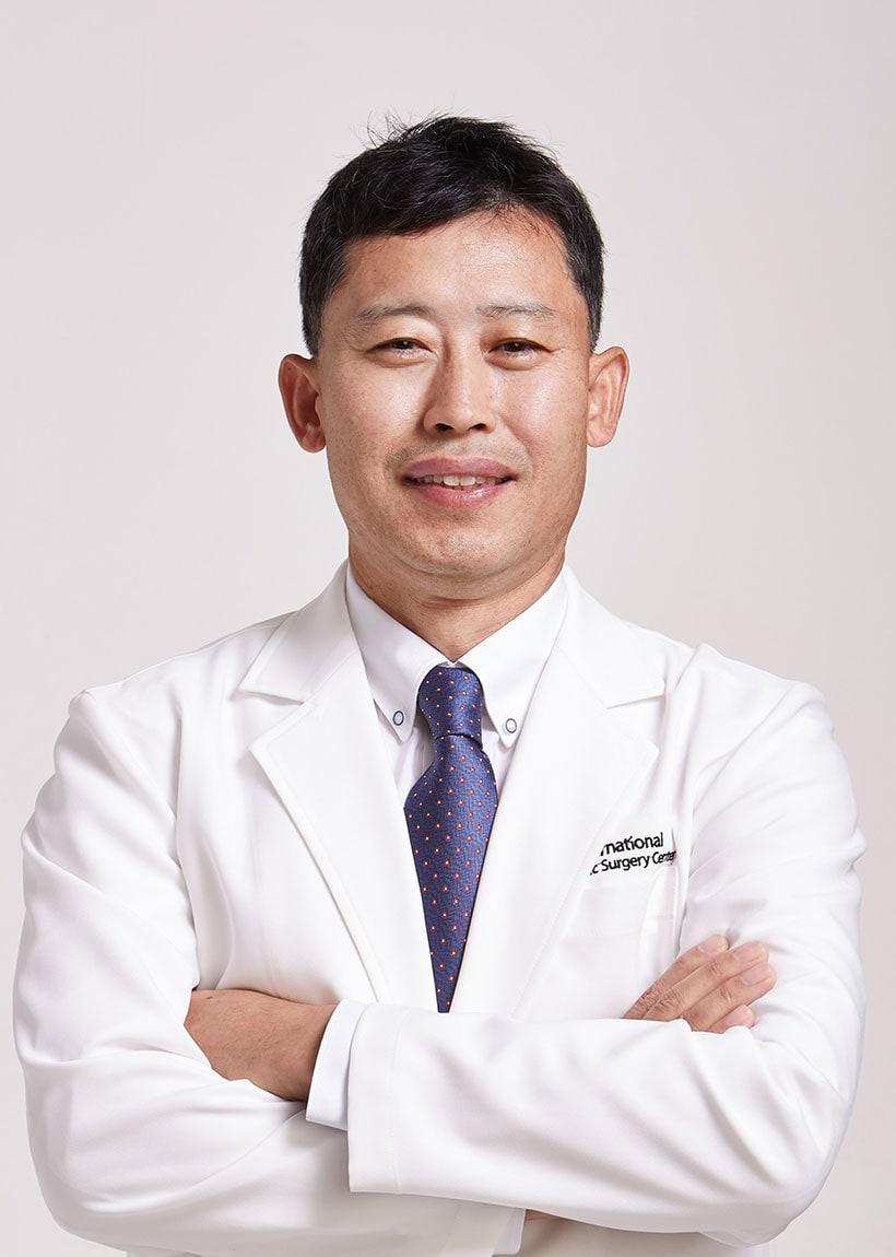 Chef Surgeon Dr. Myung Ju Lee
